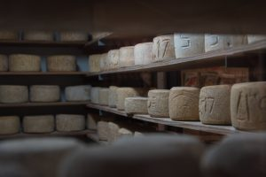4 - Bruny Cheese - cheese room