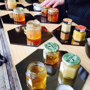 A tasting of Bruny Island Honey