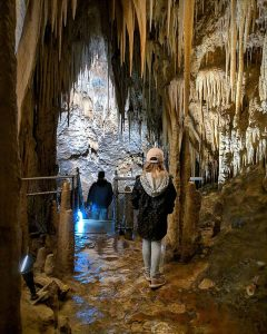 Hastings Caves tour